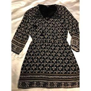 Madewell Peasant Woodland Dress (4)